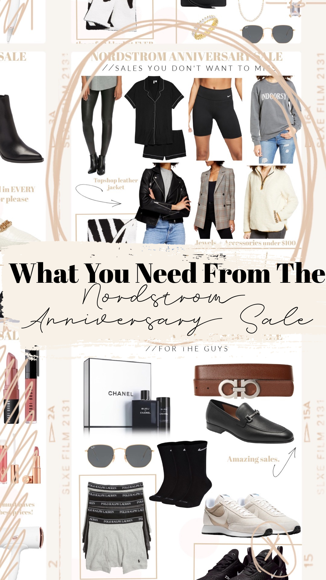 WHAT YOU NEED FROM THE NORDSTROM SALE