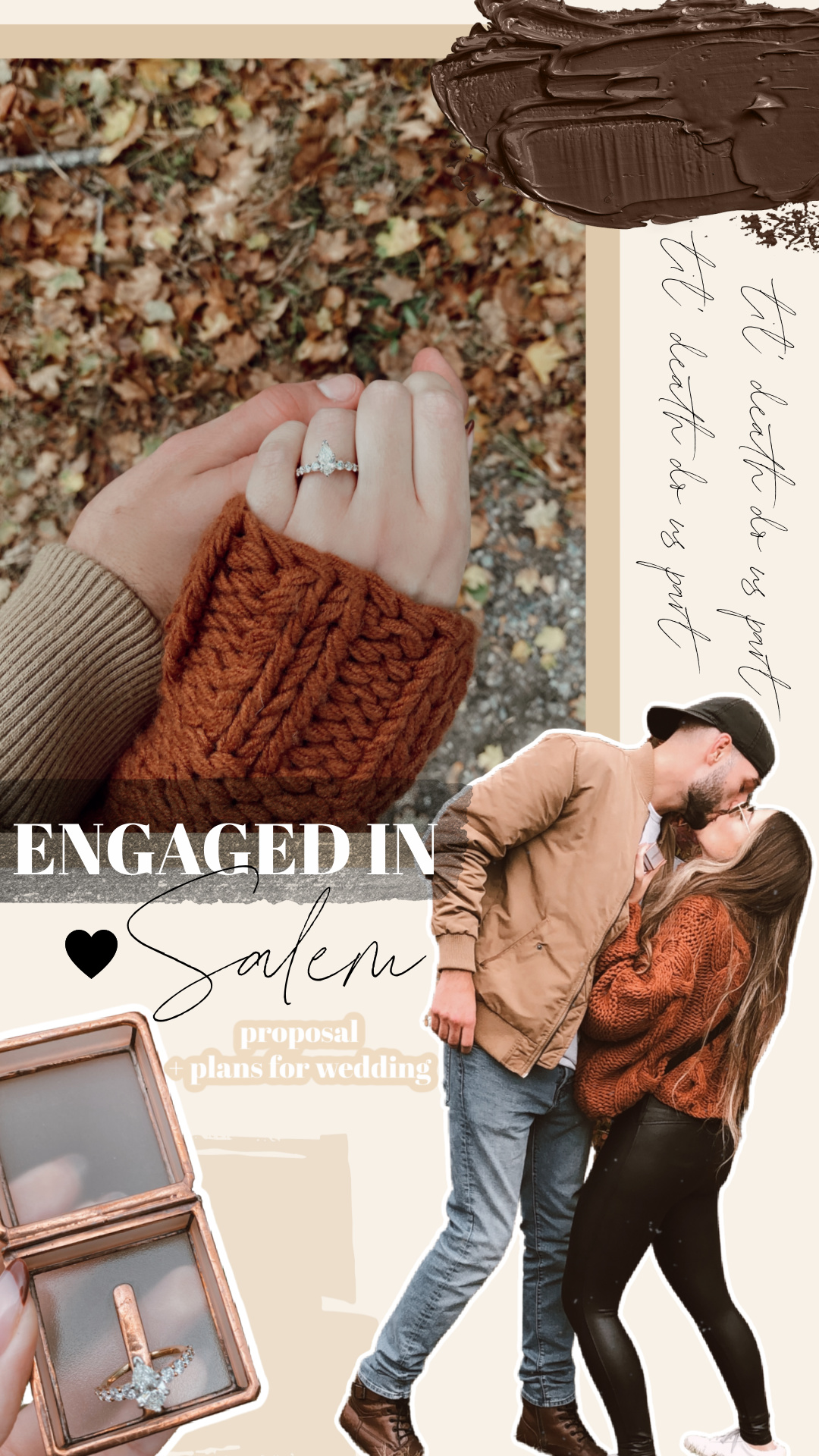 ENGAGED IN SALEM